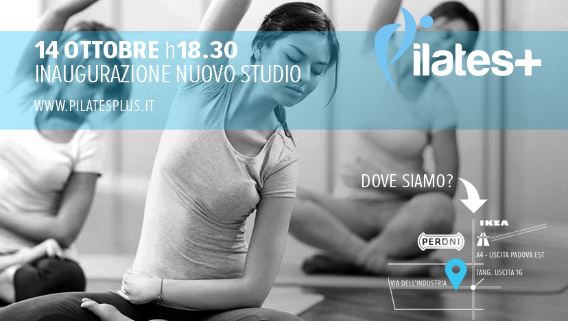 inaugurazione pilates plus